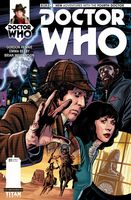 Doctor Who The Fourth Doctor #1 (of 5) (Cover C)